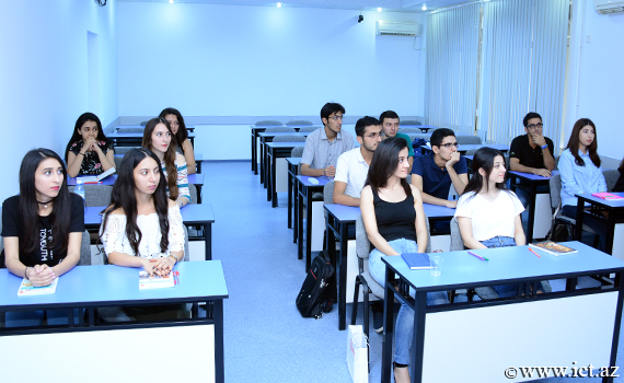 Institute of Information Technology  started the academic year of master students
