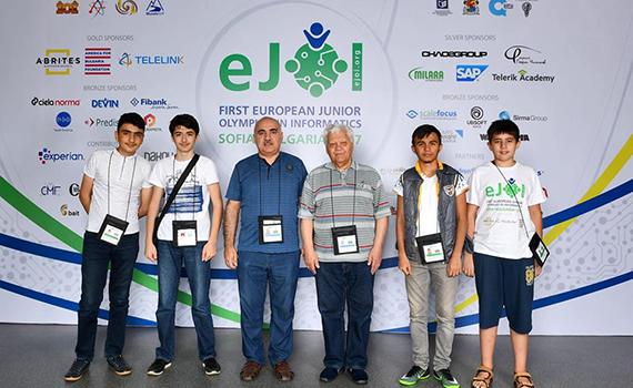Azerbaijani student won bronze medal in European Olympiad in Informatics