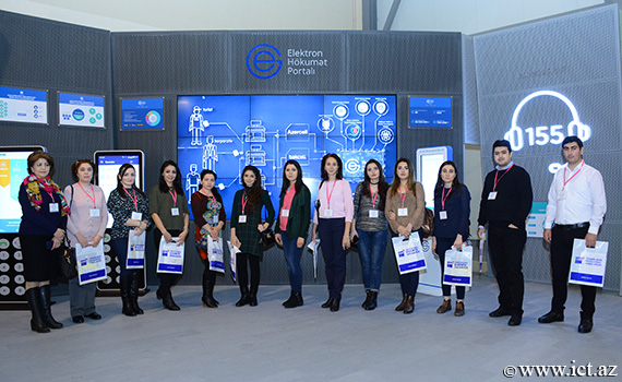 Employees of the Institute participated in Bakutel exhibition