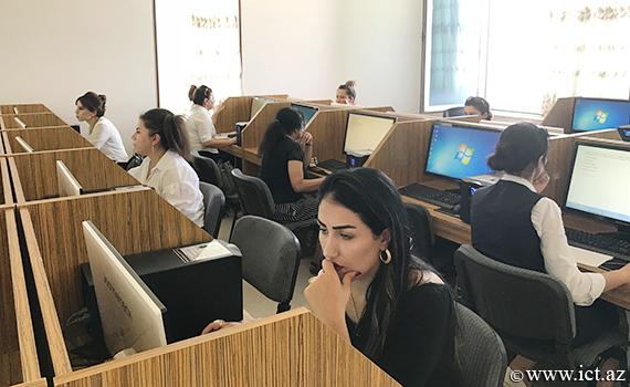 Doctoral exam in informatics  was held at Nakhchivan State University