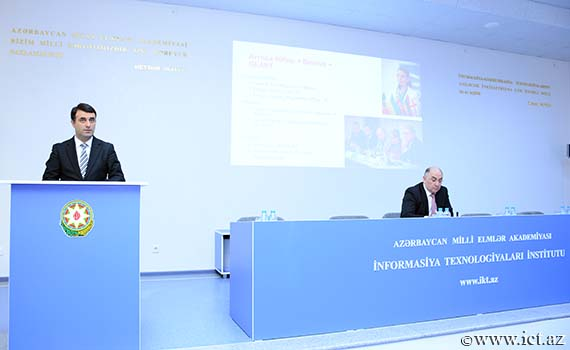 English language courses will be organized for the staff of the Institute