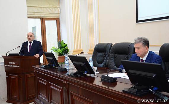 AMEA-nın elmi müəssisə və təşkilatlarına aid veb-saytların monitorinqinin nəticələri açıqlanıb