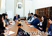 "Development of ""Registry of Scientific problems"" information system and web-sites pf RCCSR and scientific councils on Scientific problems were discussed"