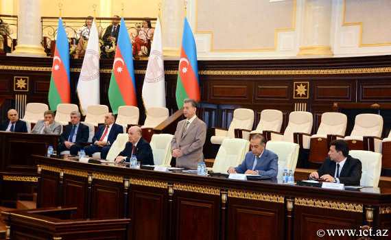 Azerbaijan  hosted a scientific-practical conference dedicated to the problems of multidisciplinary e-health