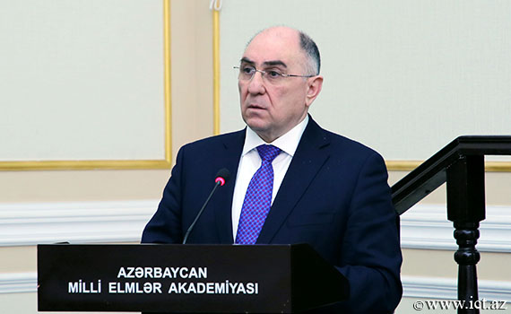 Academician Rasim Alguliyev put forward a number of proposals aimed at the development of e-science