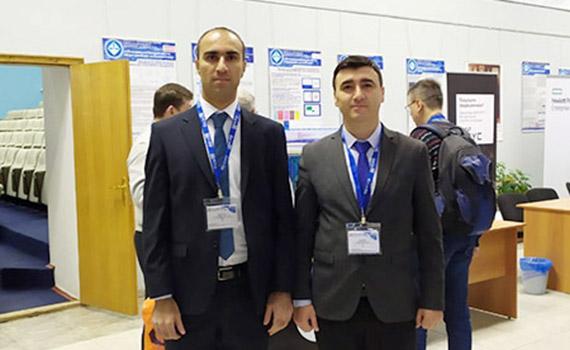 Сотрудники института приняли участие в «Национальном Суперкомпьютерном Форуме, НСКФ-2019»