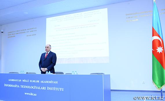 İnstitutun beynəlxalq elmi bazalarda fəallığı artırılmalıdır