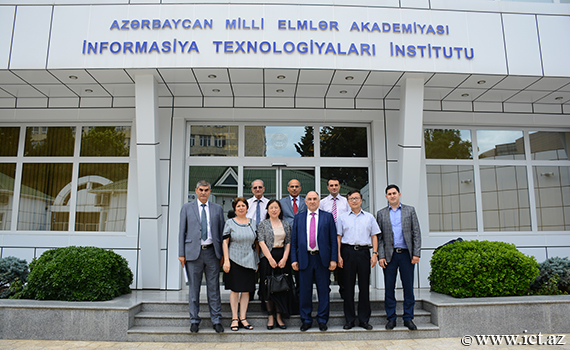 Opportunities for joint cooperation in the field of pattern recognition were discussed
