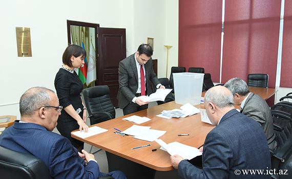Elections to the Academic Council of the Department of Physical, Mathematical and Technical Sciences