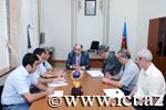 В Президиуме НАНА обсуждалось текущее  состояние и перспективы развития AzScienceNet