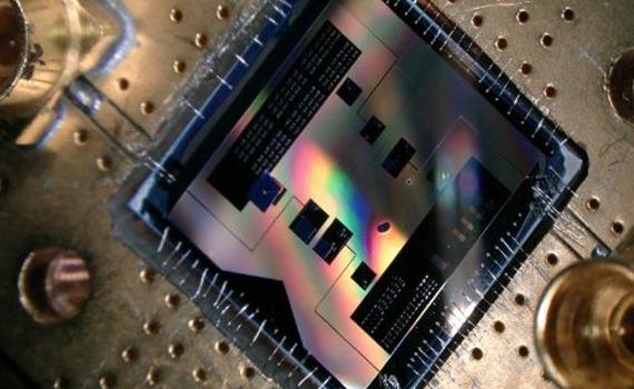 Created the first quantum radio