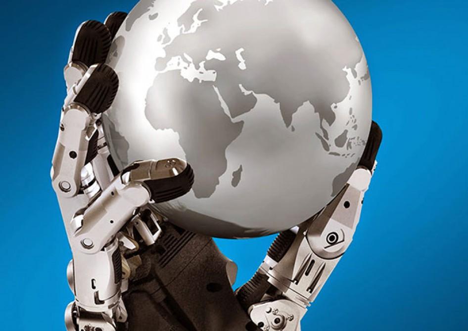 Global robotics market expands