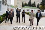 Representatives of the Azerbaijan International Education Center visited the Institute of Information Technology