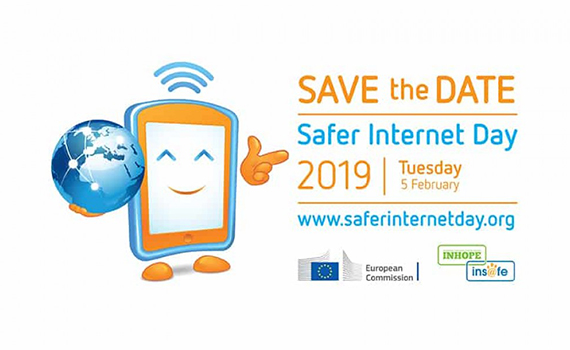 Today is the International Safe Internet Day