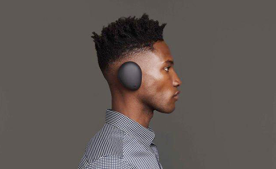 Human Headphones - One of the Strangest But Comfortable Headphones In The World