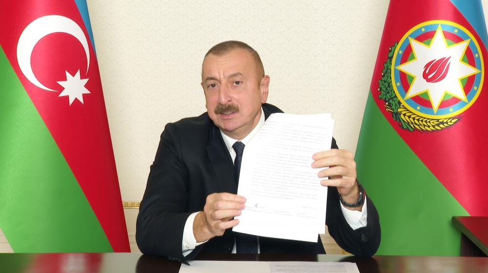 Azərbaycan Respublikasının Medianın İnkişafı Agentliyi yaradılıb – FƏRMAN