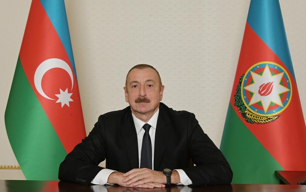 Azərbaycan Prezidenti İlham Əliyev xalqa müraciət edib
