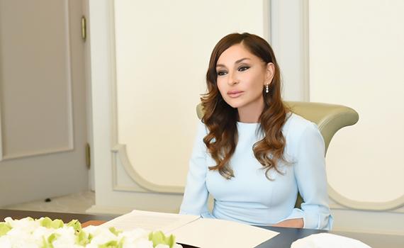 Birinci vitse-prezident: Azərbaycan Respublikasının ərazi bütövlüyü bərpa olundu!