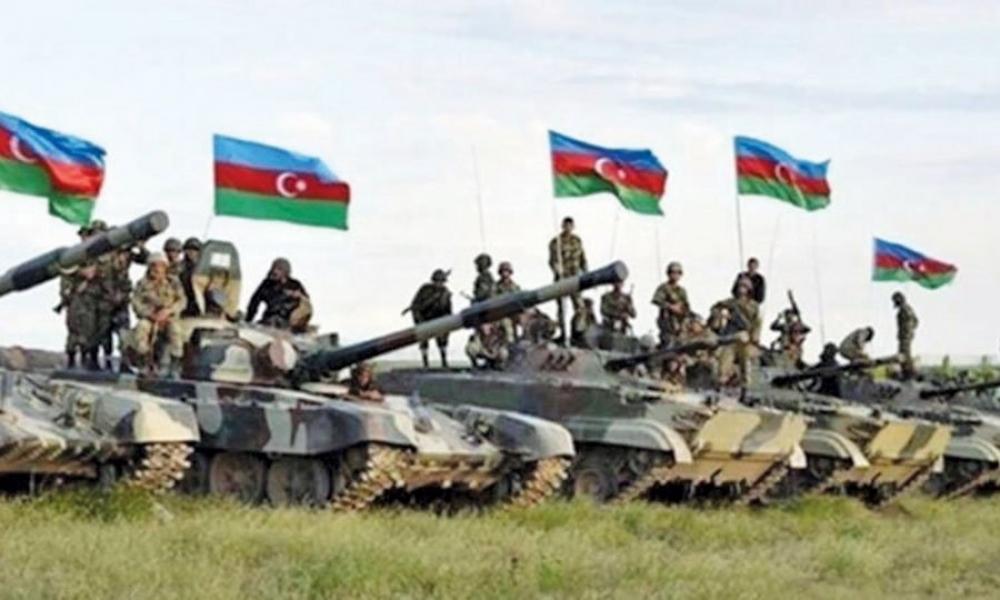 Azərbaycan Silahlı Qüvvələrinin yaranmasından 103 il ötür