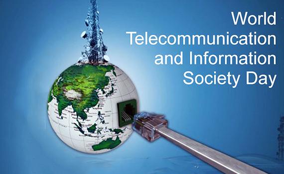 17 May – Ümumdünya Telekommunikasiya və İnformasiya Cəmiyyəti Günüdür