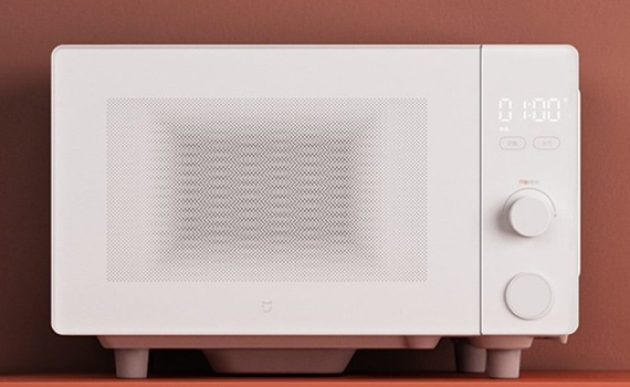 Xiaomi has released a smart microwave