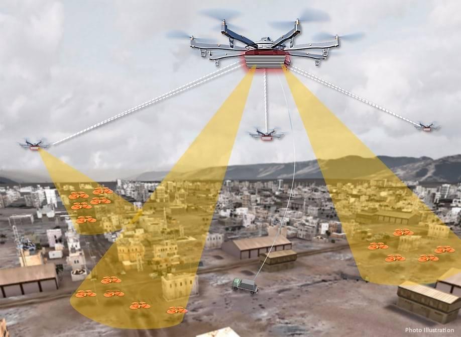 DARPA agentliyi dronları izləmə sistemini hazırlayır