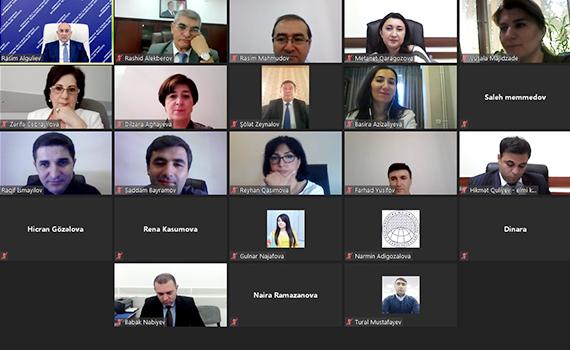 """""""Dissertasiya mövzularının reyestri"""" sistemi təqdim olundu"""
