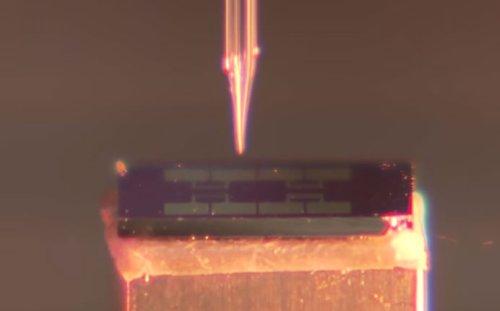 Koreyada ilk üçölçülü nano-printer hazırlanıb