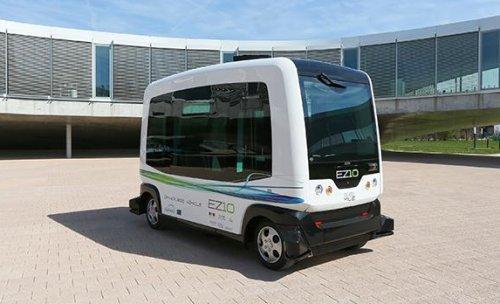 Hollandiyada sürücüsüz avtobuslardan istifadə olunur