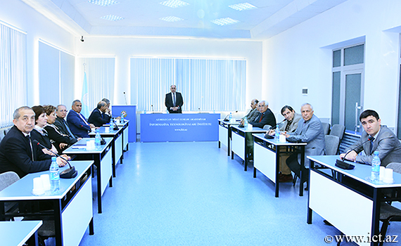 A next meeting of Dissertation Board was held
