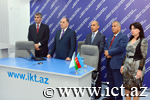 Distance Training Center of the Institute of Information Technology opened in Ganja Branch of ANAS