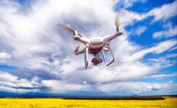 New technology will allow drones to fly for several days without recharging
