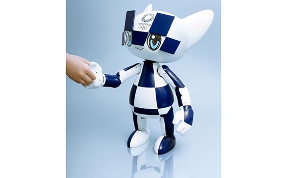 """""""Tokio-2020"""" Olimpiya oyunları üçün robotlar təqdim edilib"""