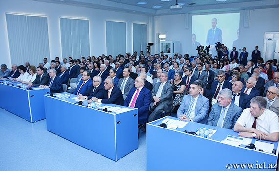 It is necessary to ensure the access of Azerbaijani scientific and educational institutions to the scientific base of Europe