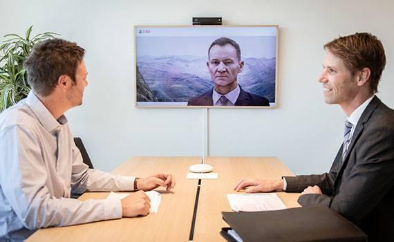 Swiss bank digitally 'clones' chief economist