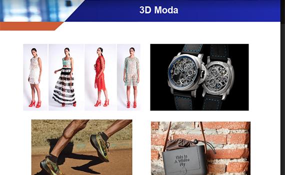 3D çapın moda sənayesinə tətbiqi və perspektivləri araşdırılır