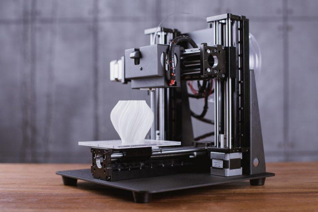 Eyni vaxtda səkkiz material çap edən 3D printer hazırlanıb