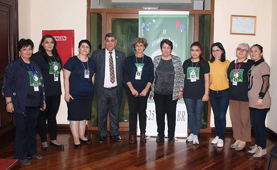 The employee of the institute won the 3rd place in chess competitions among women