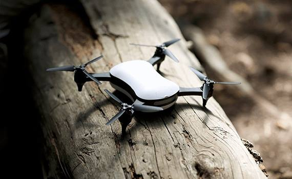 Smartphone Controlled Drone