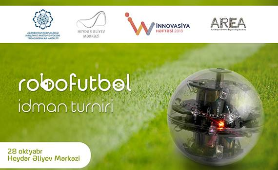 Robo Football tournament to be held within the Week of Innovations