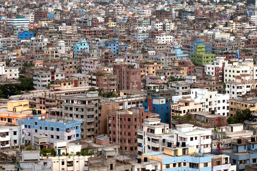 Dünya əhalisinin 55 faizi şəhərlərdə məskunlaşıb