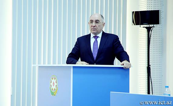 """Academician R. Alguliyev: """"Statistical and analytical mechanisms of websites operating in our country should be developed"""""""
