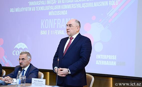 """Academician Rasim Aliguliyev: """"It is necessary to study knowledge in the field of protection of intellectual property, piracy, technologies of plagiarism and mechanisms to combat them in the field of education"""""""