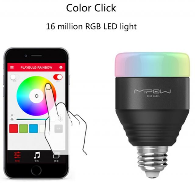 """""""Ağıllı"""" lampalar rəngini dəyişəcək və smartfonla idarə olunacaq"""