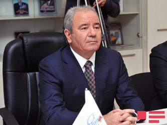 Akademik Əli Abbasov Ukraynanın beynəlxalq elmi jurnalının redaksiya heyətinin üzvü seçilib