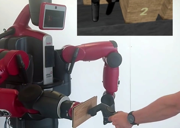 Virtual reality to be felt