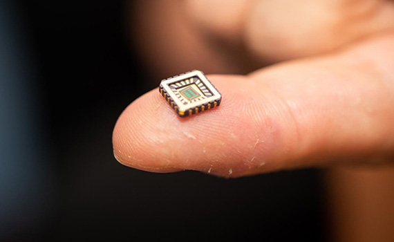 Tiny chips designed to completely replace nerve cells