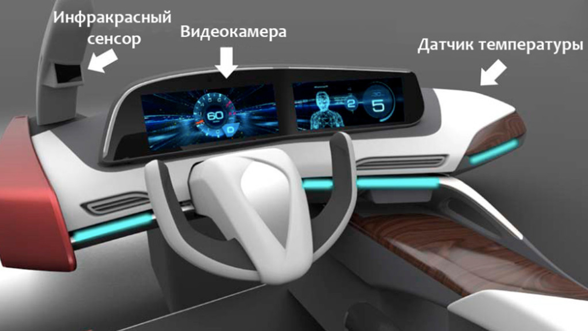 Russian scientists have created an application that will not let you fall asleep while driving