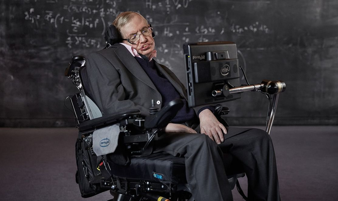 World renowned physicist Stephen Hawking died at the age of 76