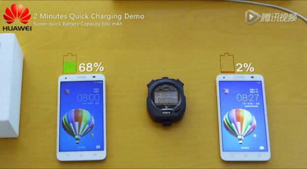 Yeni texnologiya sayəsində smartfonlar enerji ilə 10 dəfə tez doldurulacaq